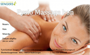 Fysio Massage bon