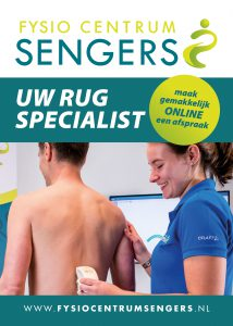 Rugspecialist fysiotherapie Haaksbergen